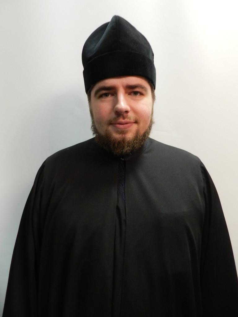 диакон Иоанн Паскевич