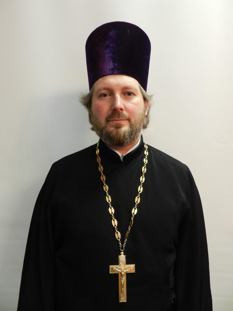 иерей Димитрий Дворников