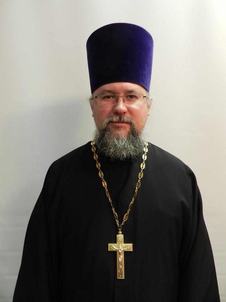 протоиерей-Иоанн Ермилов-настоятель