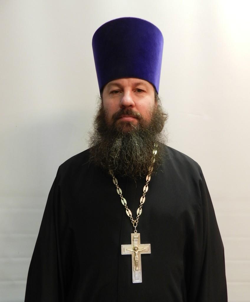 протоиерей Максим Синюк
